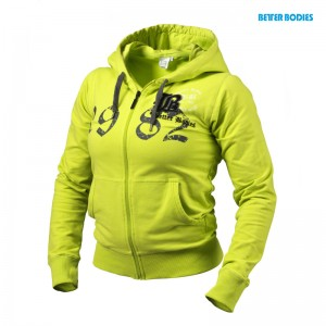 Fitted Soft Hoodie