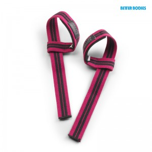 Women's Lifting Straps - Hot Pink